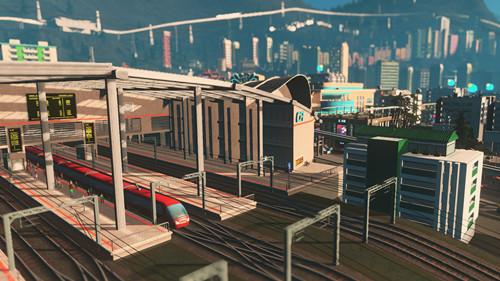 《城市:天际线》新扩展包公布 全新的交通方式!
