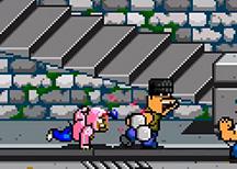 热血物语:地下世界Provie技能演示视频