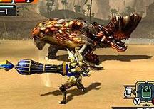 怪物猎人XX勇气风格操虫棍使用视频演示