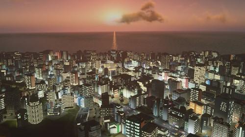 《城市:天际线》即将登陆XB1 控制器优化!