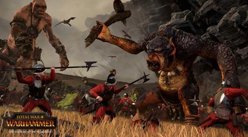 《全面战争:战锤》最新优化内容介绍 AMD升级!