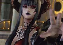 铁拳7吸血鬼艾莉莎预告视频 吸血鬼艾莉莎角色展示