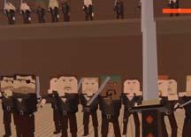 血染小镇自制地图试玩演示视频 88人究极大乱斗