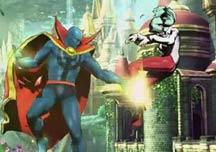 终极漫画英雄VS卡普空3新手连招技巧 新手通用连招方法