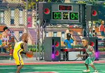 NBA游乐场超长试玩演示视频 带你装逼带你飞