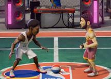 NBA游乐场实况娱乐解说视频 库里附体变态准来袭