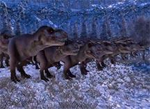 史诗战争模拟器试玩解说视频 侏罗纪时代霸王龙传