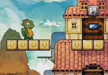 神奇小子:龙之陷阱游戏演示视频 5分钟玩法展示