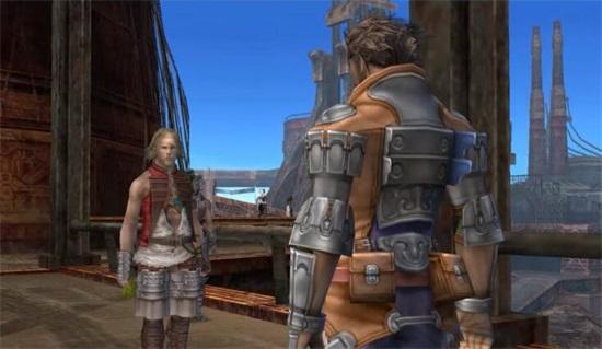 最终幻想12攻略视频第四期 最终幻想12攻略视频解说
