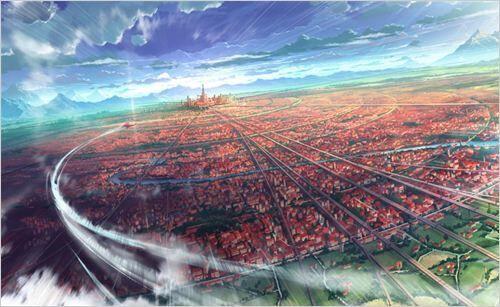 英雄传说:闪之轨迹游戏中的地域介绍