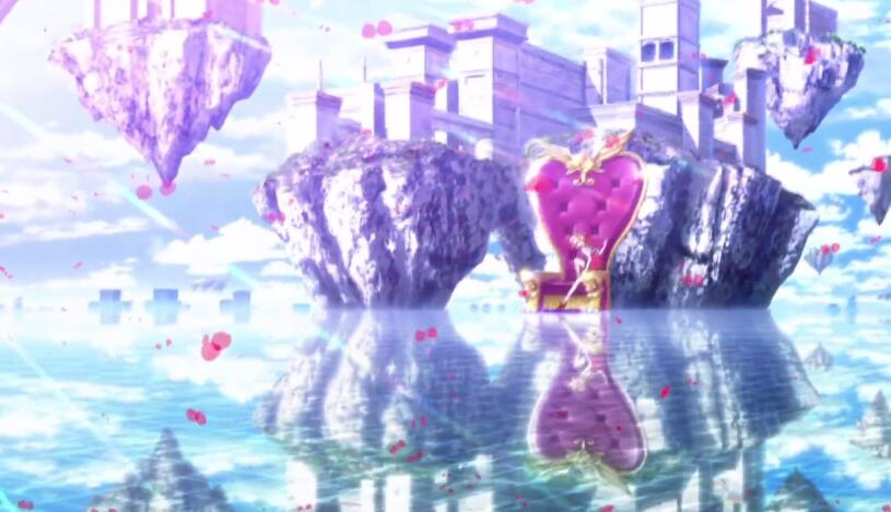 Fate/EXTELLA片头动画 Fate/EXTELLA OP视频
