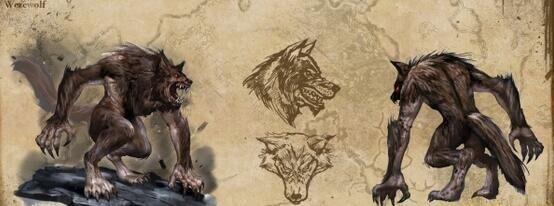上古卷轴OL狼人全指南 上古卷轴OL怎么变狼人
