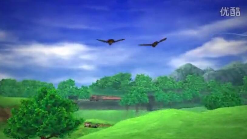 勇者斗恶龙8手机版PV视频