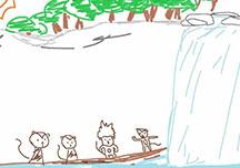 灵山奇缘灵兽合成讲解视频 爆笑漫画介绍灵兽合成