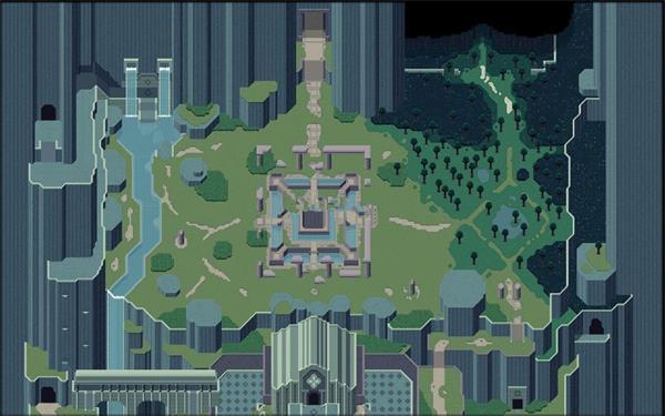 泰坦之魂地图介绍 泰坦之魂地图一览
