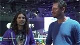 观察者E32017采访视频 观察者E3采访