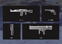 战地模拟器枪械武器大全 全武器性能详解