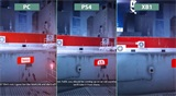 镜之边缘:催化剂画面对比视频 镜之边缘:催化剂全平台画面对比