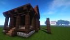 我的世界小木屋制作视频教程 别墅制作攻略