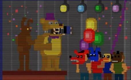 玩具熊的五夜后宫4结局介绍 五夜后宫4结局是什么