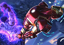 漫画英雄VS卡普空:无限试玩版实机演示视频攻略