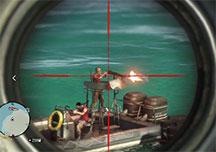 孤岛惊魂3狙击战术指南 实用狙击技巧分享