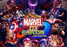漫画英雄VS卡普空:无限全角色出招表一览 人物出招表大全