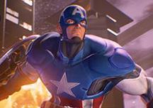 漫画英雄VS卡普空:无限美国队长剧情流程攻略视频