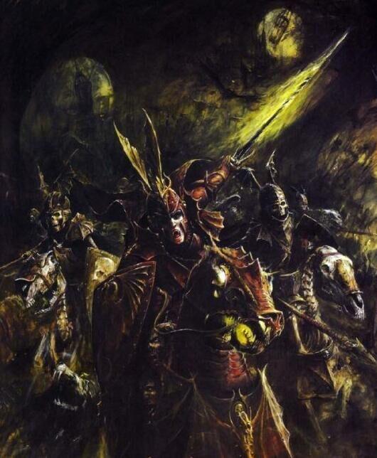 战锤:全面战争2吸血鬼介绍 吸血鬼世族背景