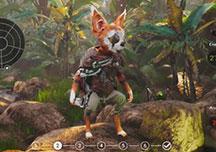 生化变种实机演示视频 独眼浣熊开放世界历险