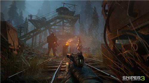 狙击手幽灵战士3结局视频介绍 游戏结局剧情解析