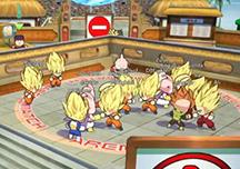 龙珠斗士Z实况试玩演示视频 龙珠热血格斗游戏