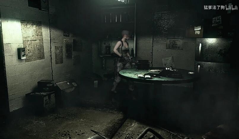 生化危机HD:重制版结局视频 游戏结局一览