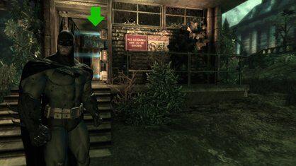 蝙蝠侠:阿卡姆疯人院秘密地图收集 全秘密地图位置一览