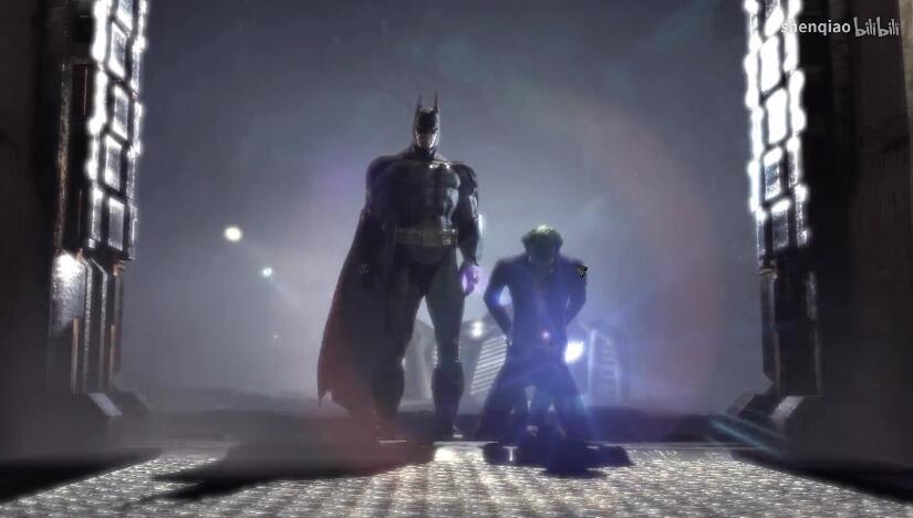 蝙蝠侠:阿卡姆疯人院全过场动画 阿卡姆疯人院全CG视频