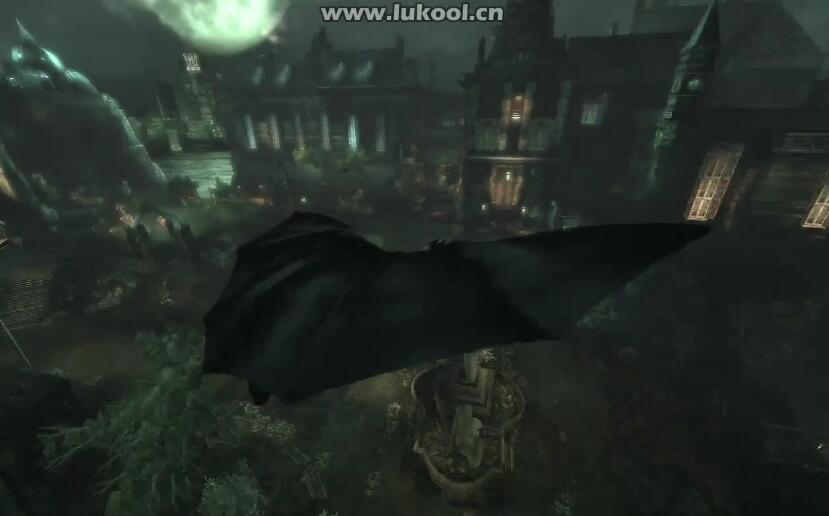 蝙蝠侠:阿卡姆疯人院试玩视频 阿卡姆疯人院游戏试玩