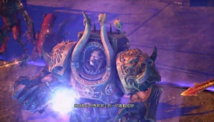 战锤40K:星际战士结局视频 战锤40K:星际战士结游戏局