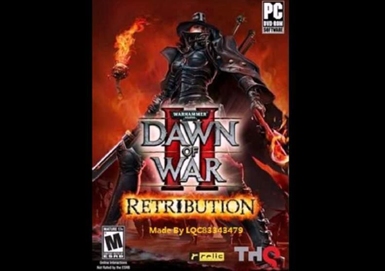 战锤40K:战争黎明2音乐合集 战争黎明2原声大碟