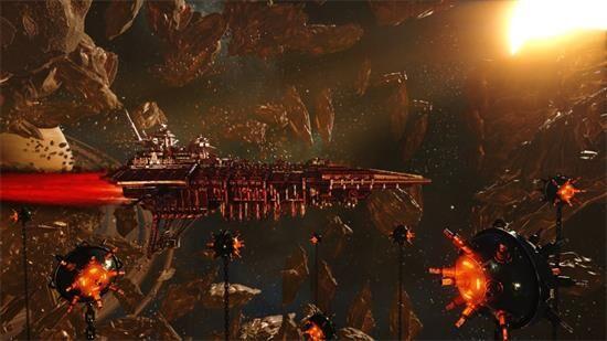 哥特舰队:阿玛达帝国舰队攻略 帝国舰队怎么玩