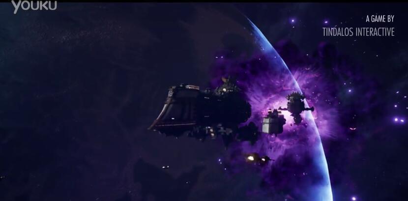哥特舰队:阿玛达宣传视频 哥特舰队:阿玛达游戏宣传