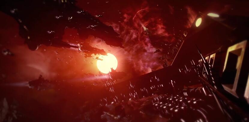 哥特舰队:阿玛达结局视频 哥特舰队:阿玛达游戏结局