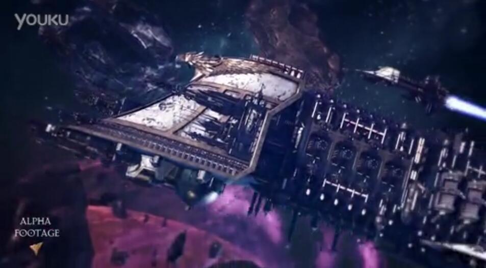 哥特舰队:阿玛达演示视频 哥特舰队:阿玛达游戏演示