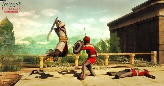 刺客信条编年史:印度敌人介绍 游戏全敌人一览