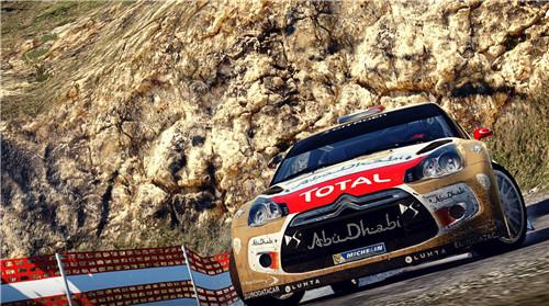 世界汽车拉力锦标赛4视频演示 游戏视频解说