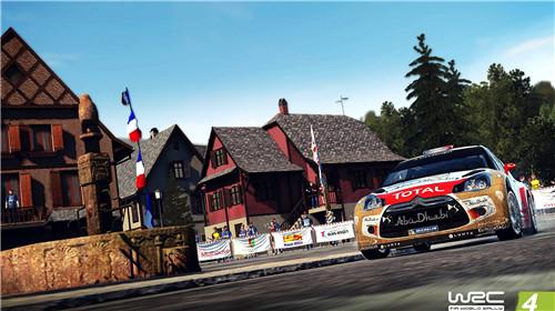 世界汽车拉力锦标赛4摩纳哥视频攻略 摩纳哥地图玩法