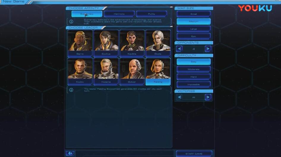 席德梅尔:星际战舰演示视频 席德梅尔:星际战舰游戏演示