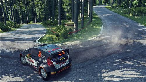 世界汽车拉力锦标赛5视频演示 WRC5游戏视频解说
