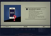 911接线员游戏解说视频 接线员忙碌的一天