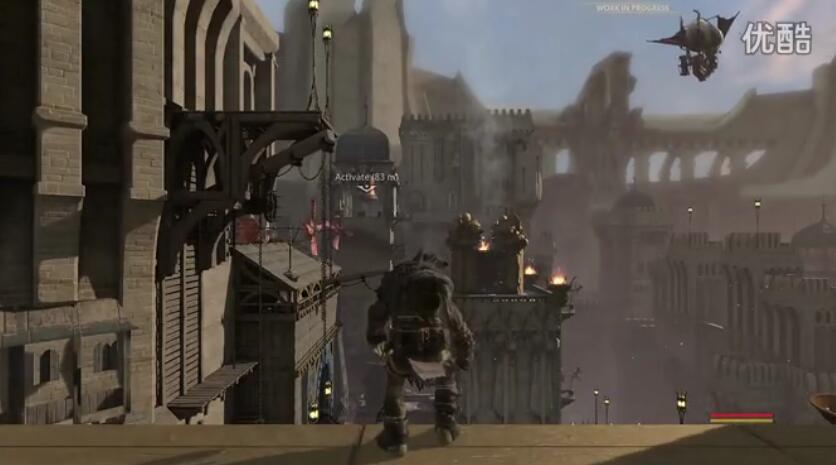 冥河:暗影大师演示视频 冥河:暗影大师游戏演示