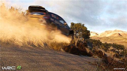 世界汽车拉力锦标赛6画质对比 WRC6VS尘埃4画面比较
